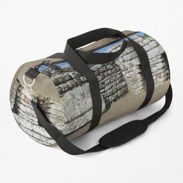 Merch #108 -- Rocks And Bricks - Shot 11 (Hadrian's Wall) Duffle Bag