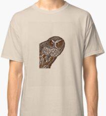 Brown Owl Classic T-Shirt