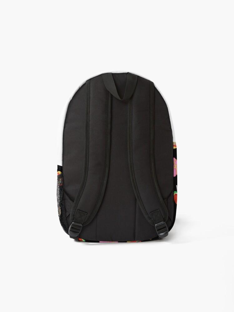 Alternate view of Antojitos - Black Backpack