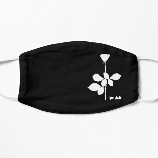Enjoy the Silence Rose DM Mask