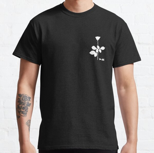 Profitez du Silence Rose DM T-shirt classique
