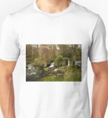 Kearsney Abbey Falls T-Shirt