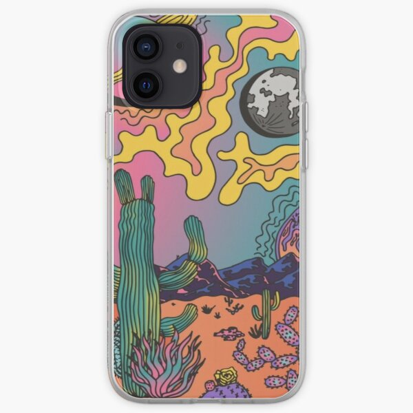 Trippy Space Coque souple iPhone