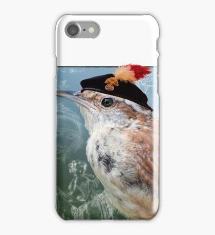 Wrenaissance Man iPhone Case/Skin