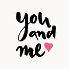 You and Me by Iveta Angelova