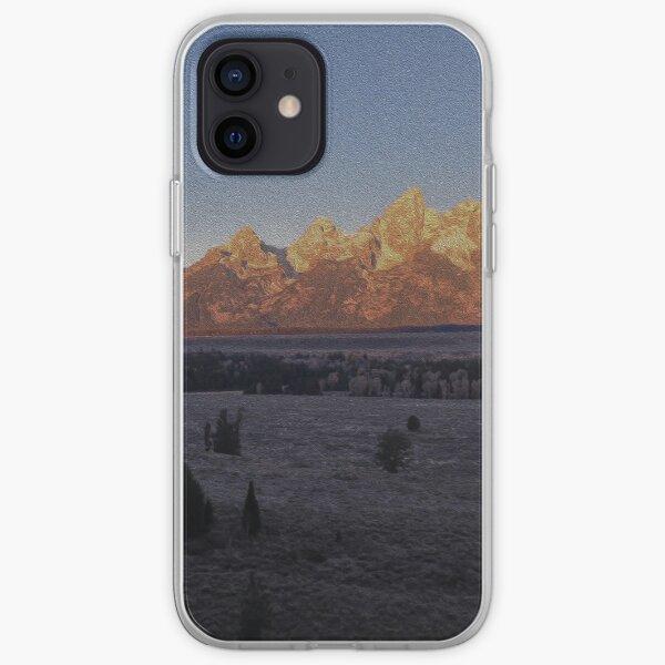 Teton, No. 2 iPhone Soft Case