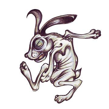 Rabbit by furryclown