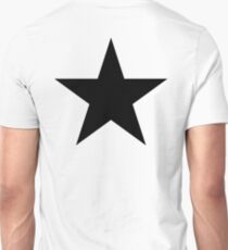 BLACK Star, Dark Star, Black Hole, Stellar, Achievement, Cool, Unisex T-Shirt