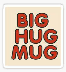 BIG HUG MUG - TRUE DETECTIVE Sticker