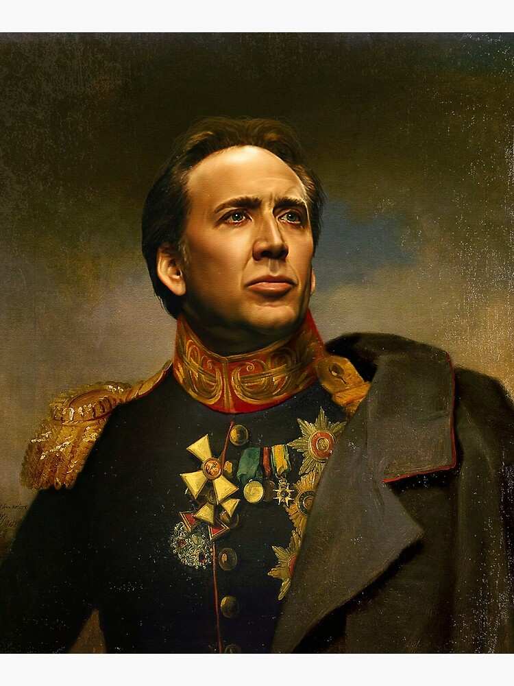 Nicolas Cage - replaceface by replaceface