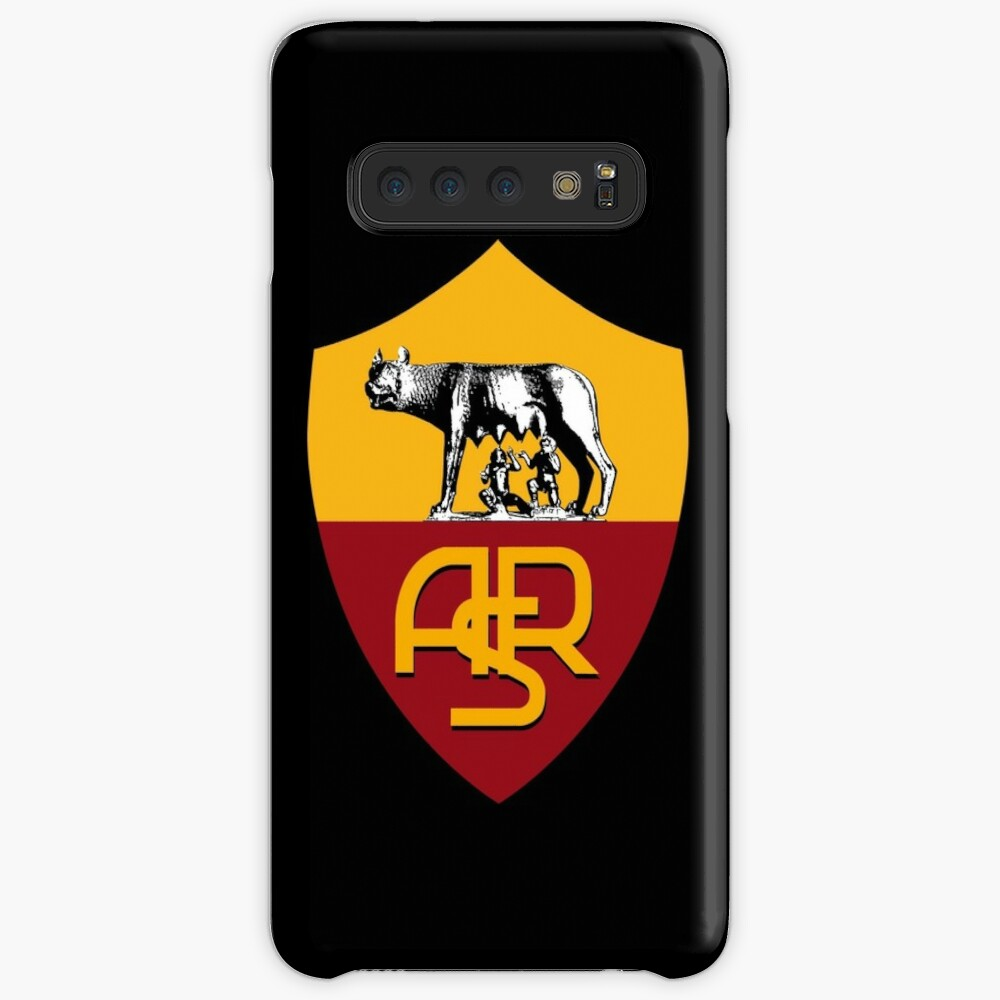 As Roma 1927 Cover Case And More Case Skin For Samsung Galaxy By Iloveseventy Redbubble
