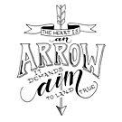 Arrow & Aim by AlexisLampley