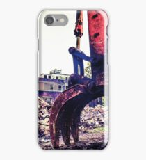 Jaws of destruction  iPhone Case/Skin