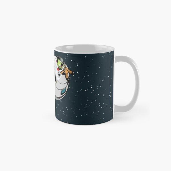 Jebediah Kerman Mug classique