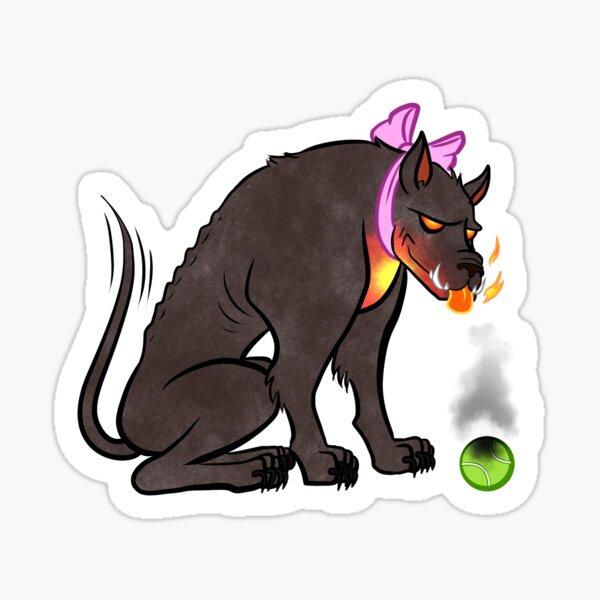 Good Hellhound Sticker
