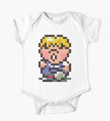 Pokey Minch - Earthbound/Mother 2 Kids Clothes