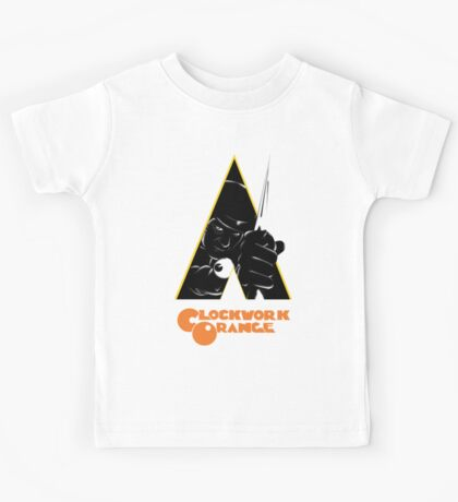 A Clockwork Orange (Airbrushed) Kids Clothes