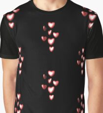 Unbreakable hearts red Graphic T-Shirt