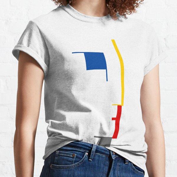 Emblema de la Bauhaus Camiseta clásica