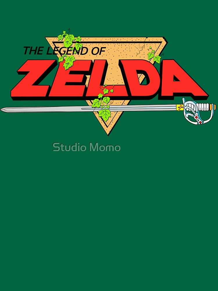The Legend of Zelda Logo | Unisex T-Shirt