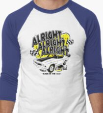 Alright, Alright, Alright Men's Baseball ¾ T-Shirt