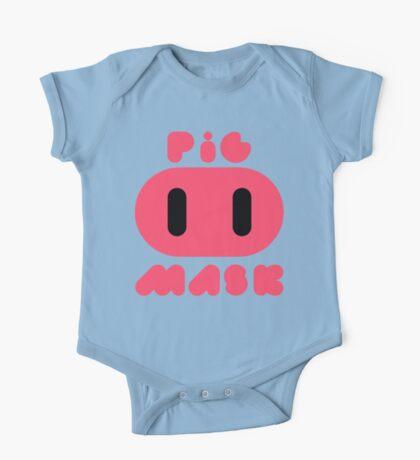 Pig Mask Logo Kids Clothes
