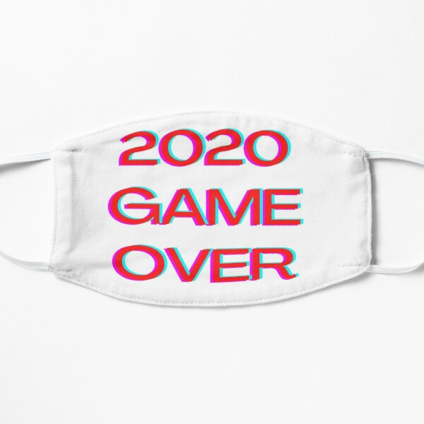2020 game over  Mask