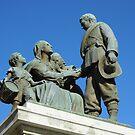 Confederate Women's Memorial by WildestArt