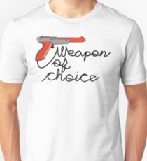 Weapon of Choice T-Shirt