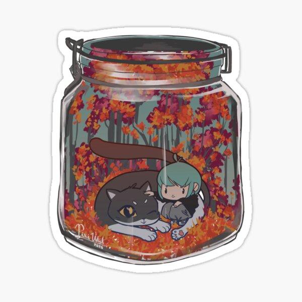 Fall colors Sticker