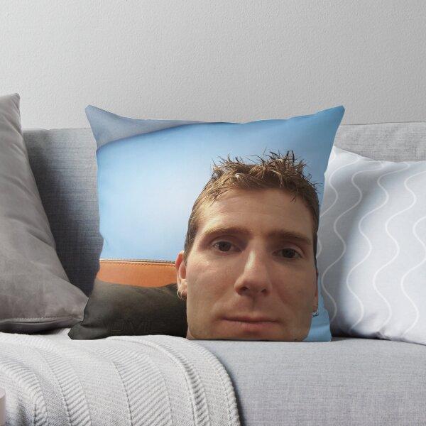 linus etch tips Throw Pillow
