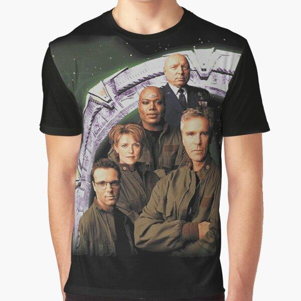 Stargate SG1 Graphic T-Shirt