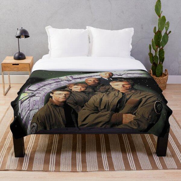 Stargate SG1 Throw Blanket