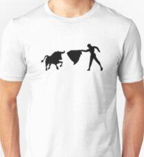 Bullfighting Unisex T-Shirt