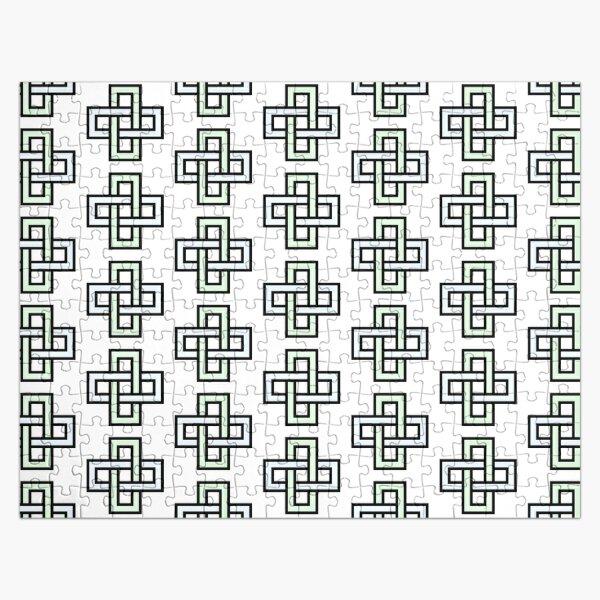 Solomon's knot Jigsaw Puzzle
