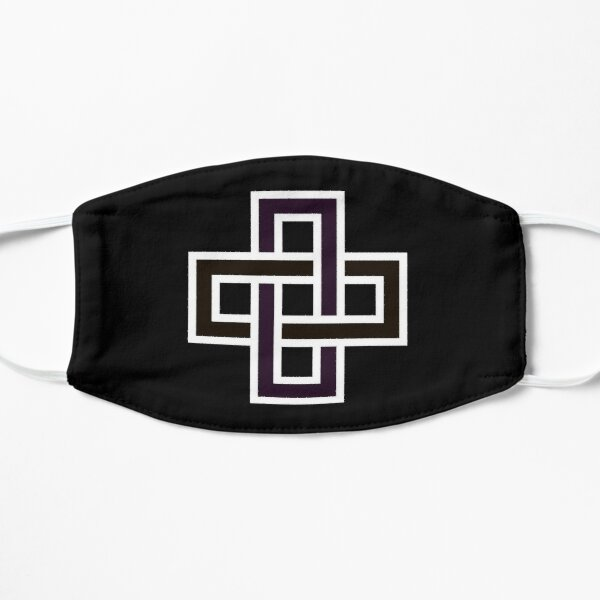 Copy of Solomon's knot Flat Mask