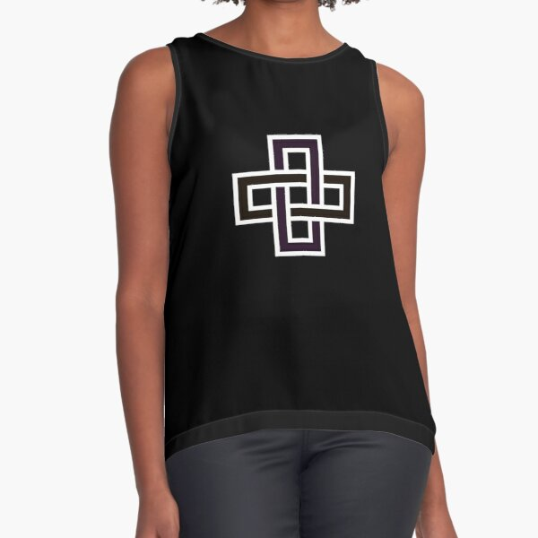 Copy of Solomon's knot Sleeveless Top