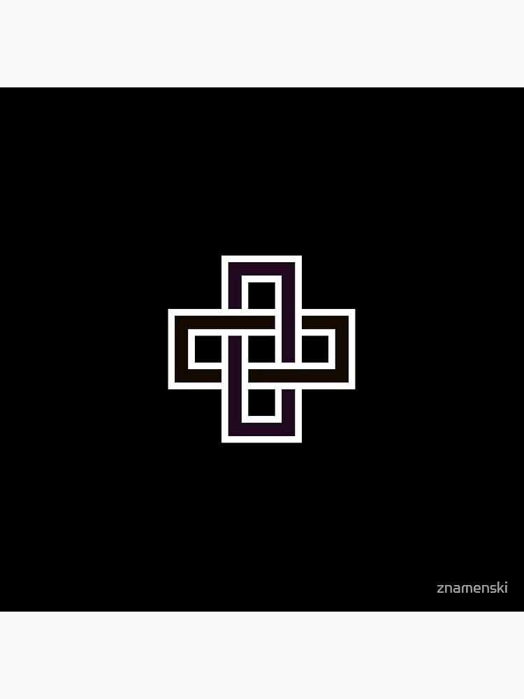 Copy of Solomon's knot by znamenski