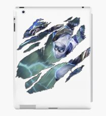 Zed iPad Case/Skin