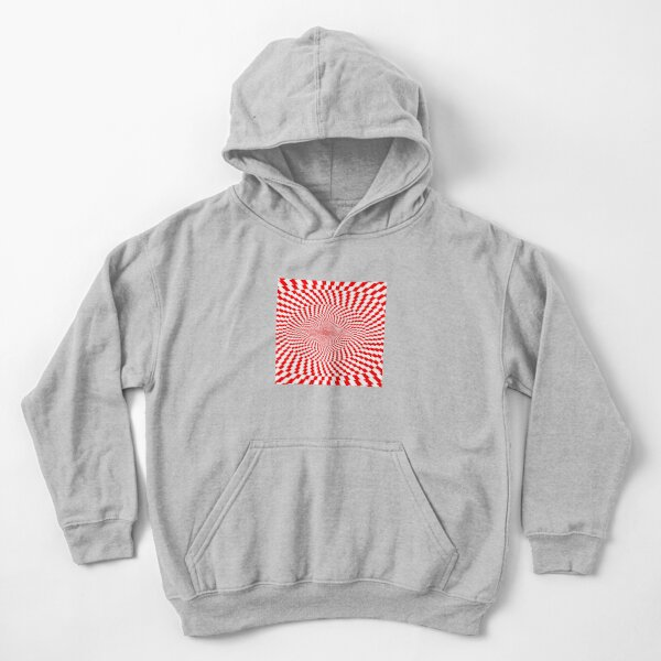 Copy of Optical Illusion, Visual Illusion, Physical Illusion, Physiological Illusion, Cognitive Illusions Kids Pullover Hoodie