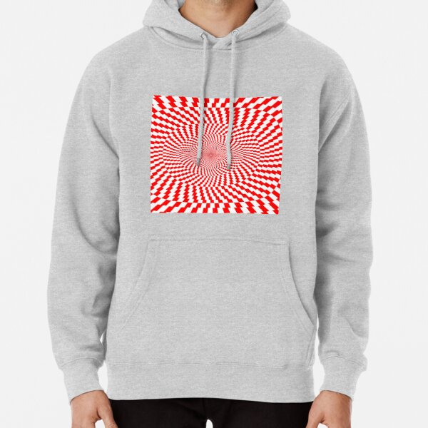 Copy of Optical Illusion, Visual Illusion, Physical Illusion, Physiological Illusion, Cognitive Illusions Pullover Hoodie