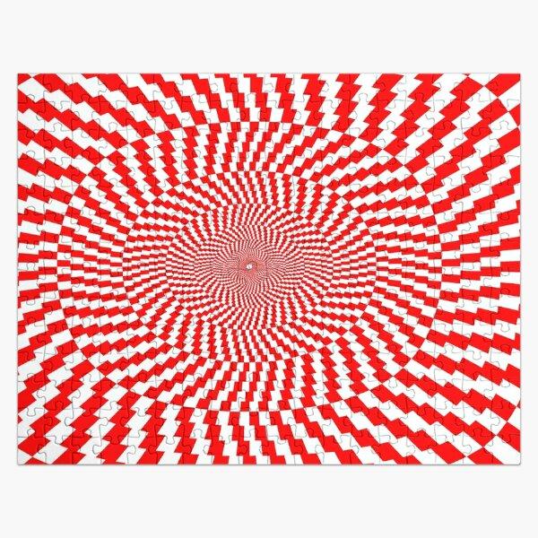 Copy of Optical Illusion, Visual Illusion, Physical Illusion, Physiological Illusion, Cognitive Illusions Jigsaw Puzzle