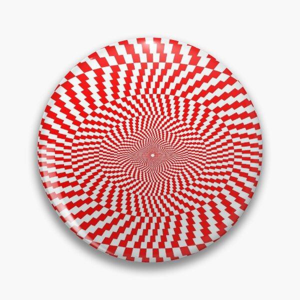 Optical Illusion, Visual Illusion, Physical Illusion, Physiological Illusion, Cognitive Illusions Pin