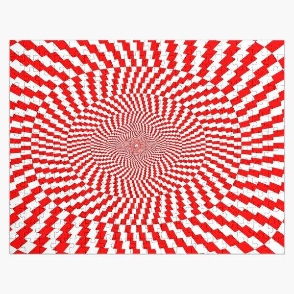 Optical Illusion, Visual Illusion, Physical Illusion, Physiological Illusion, Cognitive Illusions Jigsaw Puzzle