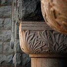 Column Detail by Colleen Drew