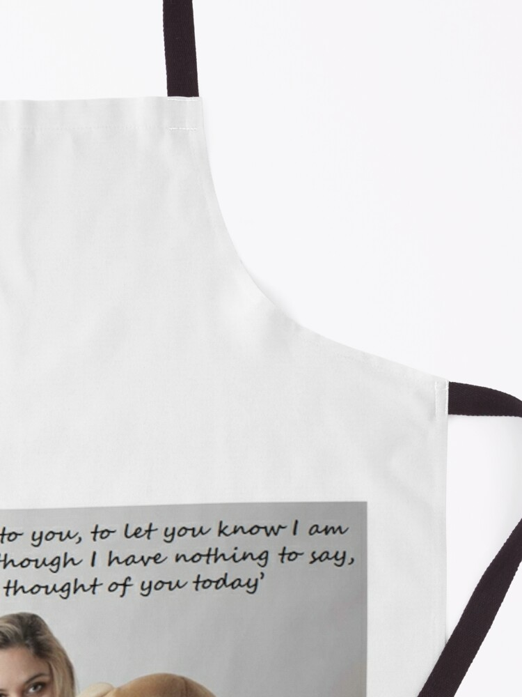 Alternate view of Hugging Apron