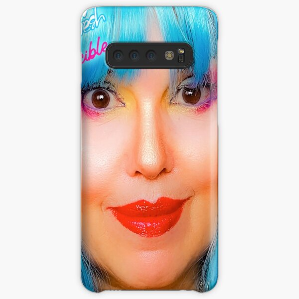 Melleefresh Invincible  Samsung Galaxy Snap Case