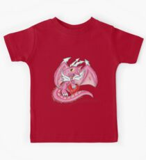 Valentine Dragon Kids Tee