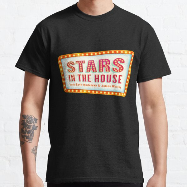 Stars in the House Classic T-Shirt