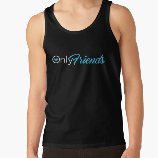 Only Friends Tank Top